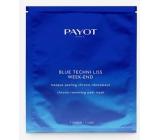 Payot Blue Techni Liss Weekend vyhladzujúci víkendový rituál sa štítom proti modrému svetlu pleťová maska 1 kus