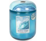 Heart & Home Morský vánok Sójová vonná sviečka strednej horí až 30 hodín 110 g