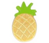 Bomb Cosmetics Ananás - Pineapple Crown 3D Prírodné glycerínové mydlo 110 g