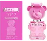 Moschino Toy 2 Bubble Gum Hair Mist vlasová hmla s rozprašovačom pre ženy 30 ml