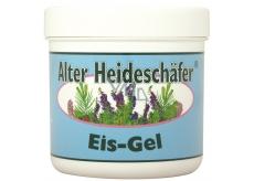 Alter Heideschafer Eis Gél Alter ľadový masážny gél s mentolom a gáfrom pre tí únave 250 ml