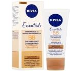 Nivea Essentials denný BB krém OF15, tmavší odtieň 50 ml