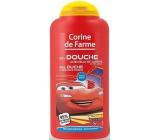 Corine de Farmu Disney Cars 2v1 šampón na vlasy a sprchový gél pre deti 250 ml