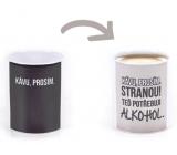Albi Měnící hrnek Kávu prosím stranou 310 ml