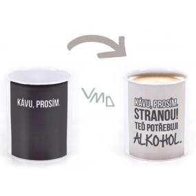 Albi Meniace hrnček Kávu prosím stranou 310 ml