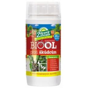 Zdravá zahrada Biool proti škůdcům 200 ml insekticid u potravinářských surovin
