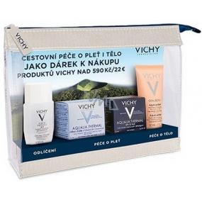 DÁREK Vichy Cestovní balení