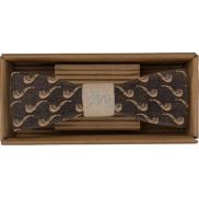 Bohemia Gifts & Cosmetics Drevený motýlik Sailor 12,5 cm