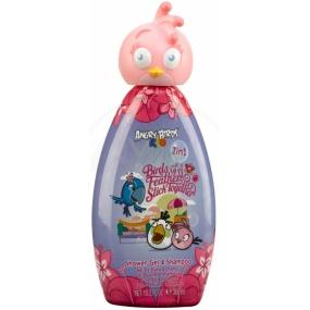 Angry Birds 2v1 sprchový gél a šampón na vlasy pre deti 300 ml