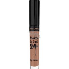 Miss Sporty Satin to Last Lip Cream tekutý rúž 110 3,7 ml