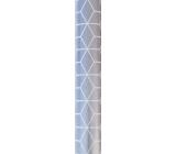 Nekupto Darčekový baliaci papier 70 x 150 cm šedý
