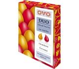 Ovo Tekuté farby Duo Oranžová / Hnedá 2 farby á 20 ml: 1 sáčok (20 ml)