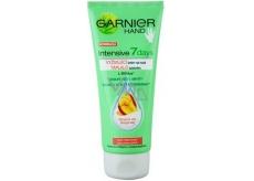Garnier Intensive 7 days Vyživující krém na ruce Mangový olej 100 ml