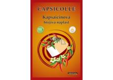Capsicolle Kapsaicinová hrejivá náplasť 12 x 18 cm 1 kus