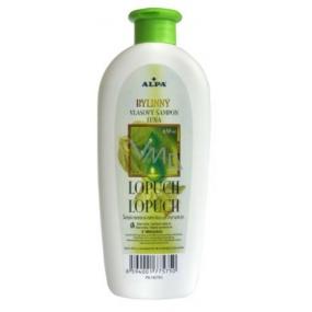 Alpa Luna Lopuchový bylinný šampón 430 ml