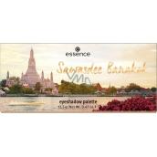 Essence Sawasdee Bangkok paletka očných tieňov 05
