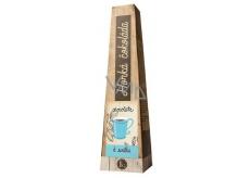 Bohemia Gifts & Cosmetics Horúca extra jemná výberová čokoláda K sviatku 30 g
