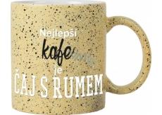 Albi Kameninový hrnček Najlepšie kafe 570 ml