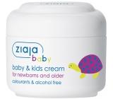 Ziaja Baby & Kids pestujúci krém už od 1. dňa života 50 ml