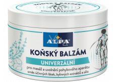 Alpa Konský univerzálny masážne balzam 250 ml
