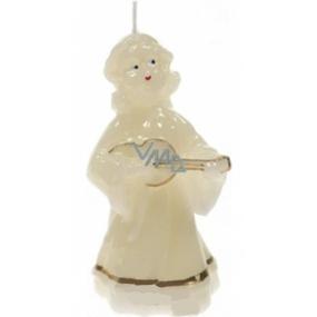Lima Andělíček svíčka velká zdobená 1 kus