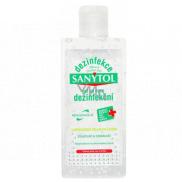 SANYTOL Dezinfekcia dezinfekčný gél na ruky so zeleným čajom, ničí vírusy a bakterom 75 ml