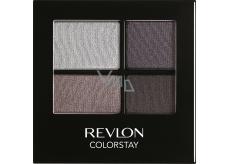 Revlon Colorstay 16 Hour Eye shadow Palette oční stíny 525 Siren 4,8 g
