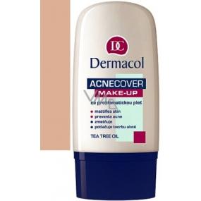 Dermacol Acnecover make-up pre aknóznu pleť 02 odtieň 30 ml