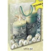 Nekupto Darčeková papierová taška vianočné L WBL 1711 02