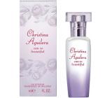 Christina Aguilera Eau So Beautiful parfumovaná voda pre ženy 30 ml