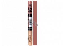Dermacol 16H Lip Colour dlhotrvajúca farba na pery 32 3 ml a 4,1 ml
