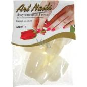 Art Nails Umělé nehty hranaté 2302 20 kusů