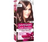 Garnier Color Sensation barva na vlasy 6.12 Diamantová světle hnědá