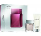 Calvin Klein Euphoria Men toaletní voda 50 ml + sprchový gel 100 ml, dárková sada