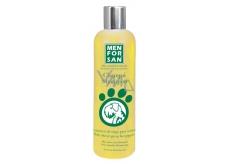 MenForSan Pšeničné klíčky prírodný veľmi jemný šampón pre šteňatá 300 ml