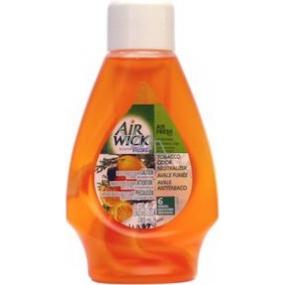 Air Wick Tobacco Odor 2v1 s knôtom tekutý osviežovač vzduchu 365 ml