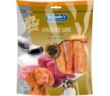 Dr. Clauders Country Line Hydina plátky sušeného mäsa pre psov 170 g