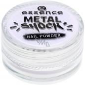 Essence Metal Shock Nail Powder pigment na nehty 05 Under the Sea 1 g