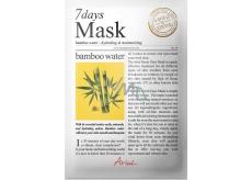 Ariul Bambusová voda hydratační a vyživující textilní maska na obličej 20 g