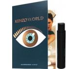 Kenzo World Intense toaletná voda pre ženy 1 ml s rozprašovačom, vialky