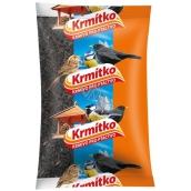 Kŕmidlo slnečnica čierna krmivo pre vtáctvo 800 g