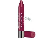 Bourjois Color Boost Glossy Finish Lipstick hydratační rtěnka 06 Plum Russian 2,75 g