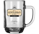 Nekupto Liga Pravých Džentlmenov Pivné poháre Byť Gentleman je sexy 14,5 x 13 x 10 cm