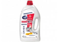 DISINFEKTO Professional dezinfekčný a čistiaci prostriedok proti baktériám a plesniam 5 l