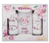 Bohemia Gifts Mamička sprchový gél 100 ml + šampón 100 ml + soľ do kúpeľa 110 g, kozmetická sada