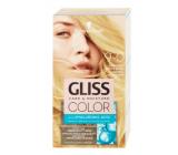 Schwarzkopf Gliss Color farba na vlasy 9-0 Prirodzená svetlá blond 2 x 60 ml