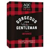 AQC Fragrances Gorgeous for Gentleman Intense toaletná voda pre mužov 20 ml