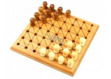 Albi Bambusové minihry Halma spoločenská hra pre 2 hráčov