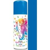 Anjel zmývateľné farebný lak na vlasy tmavomodrý 125 ml