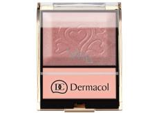 Dermacol Blush & Illuminator tvářenka s rozjasňovačem 04 9 g
